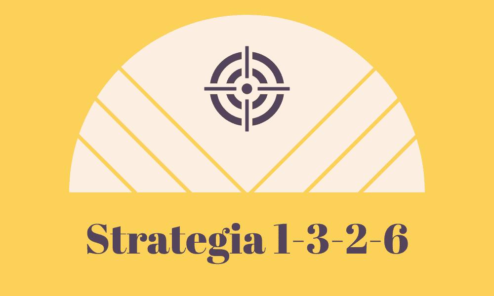 Strategia 1-3-2-6