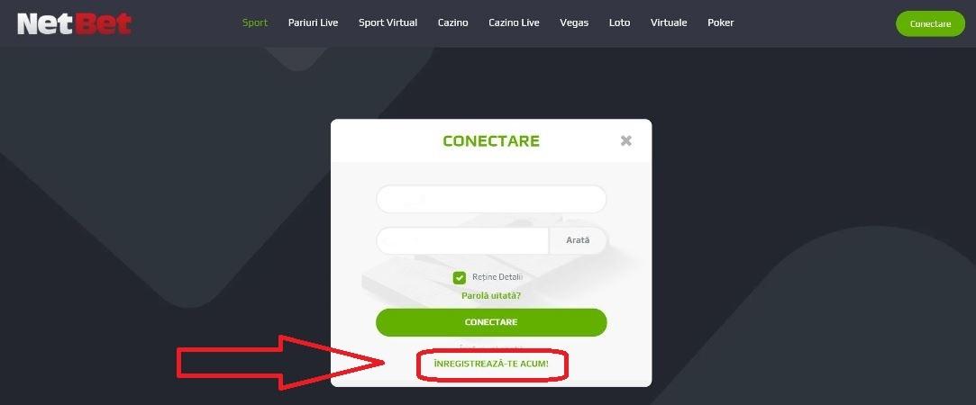Cont NetBet