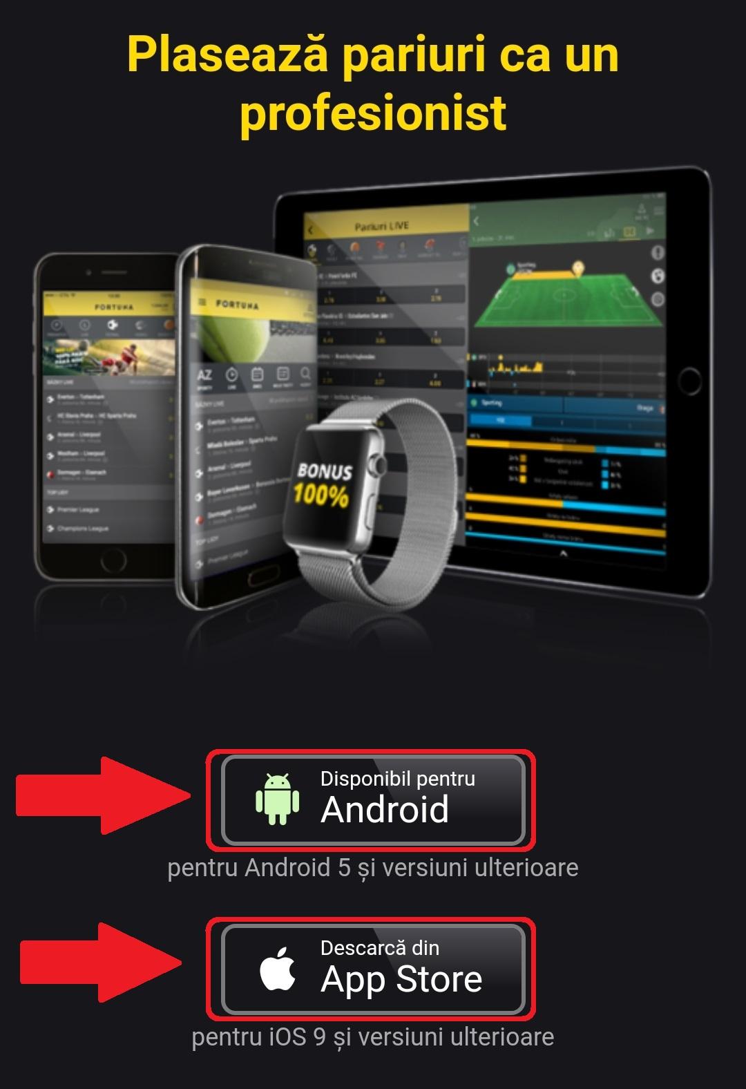 Fortuna download